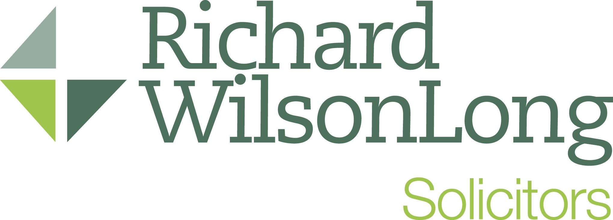 Richard Wilson Long new logo 2012